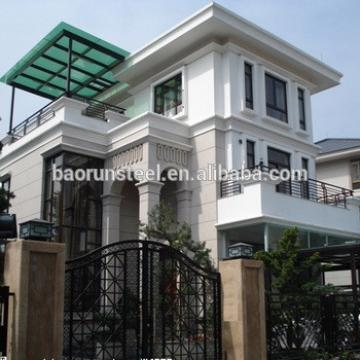 Light Steel Module Prefab House Designs for Asian