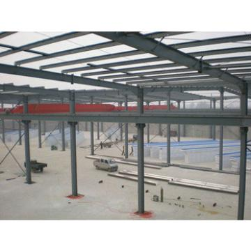 steel frame structure warehouse 00079