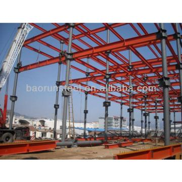 steel framed building steel structure warehouse 00081