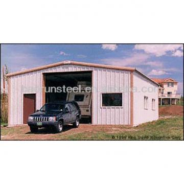 steel structure steel building garage kits 00095
