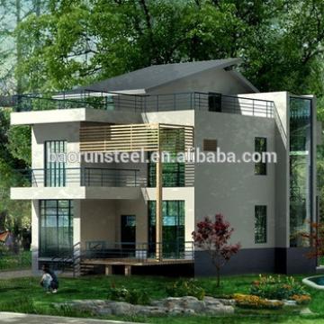 Prefab Home Cheap Prefab Steel Structure House