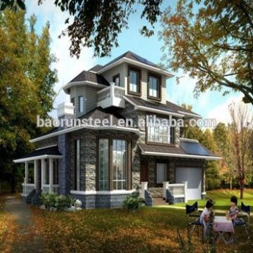 Well Designed Luxury Prefabricated House
