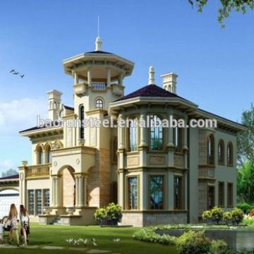 China Supplier White Prefab Baguio City House and Lot for Sale Rush