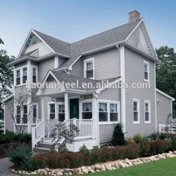 Duplex Luxury Cold Formed Steel Framing Kitset Village House