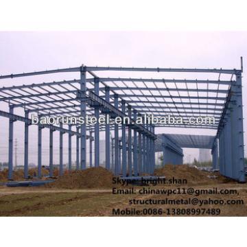 Steel Construction Warehouse Building