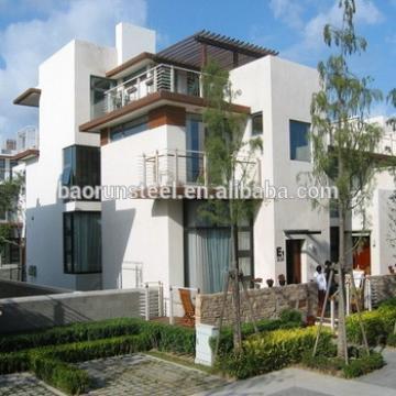 Best design china supplier Prefab Home/house/villa