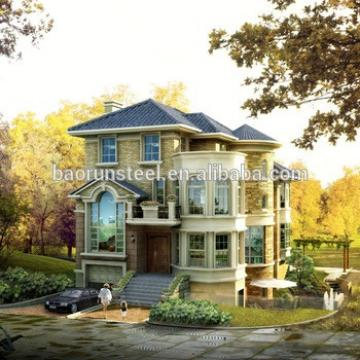 New design Luxury Prefabricated Houses for Sale