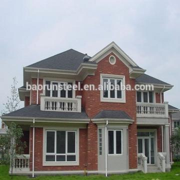 China baorun Supplier Cheap Cube Modular Steel Prefabricated Homes