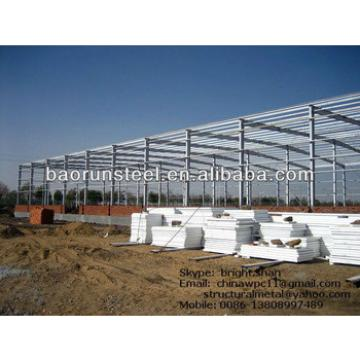 Industrial steel Sheds 5