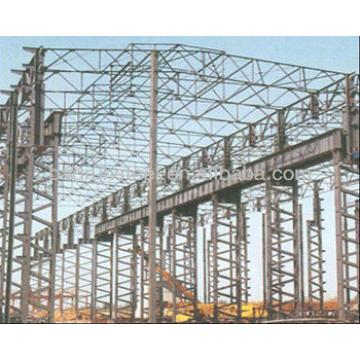 steel frame building at MALI 00215