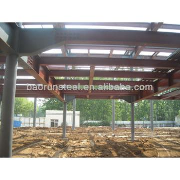 steel warehouses prefabricated steel building steel structure factory building to South Sudan 00252
