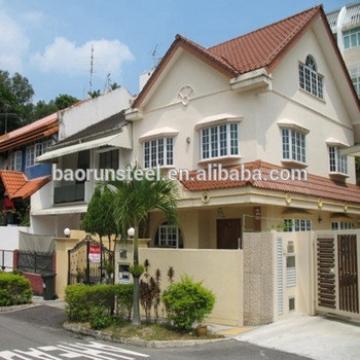 prefab rique maison villa