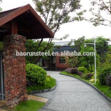 Australia Standard Luxurious Modern Design Cold Formed Steel Prefab House Best Price