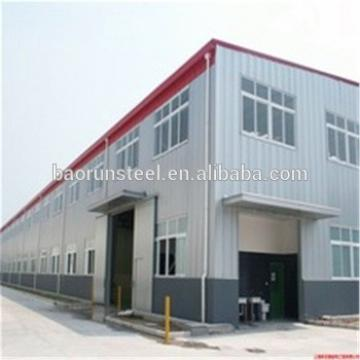 Supply steel structure warehouse workshop building design