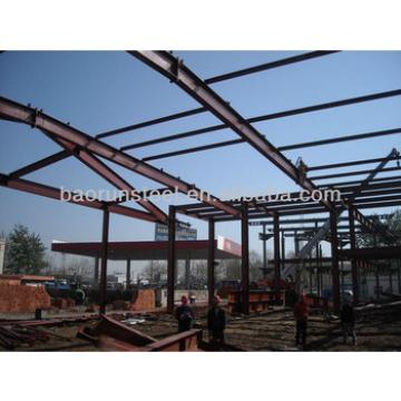metal buildings multi storey Steel Structure building 00268