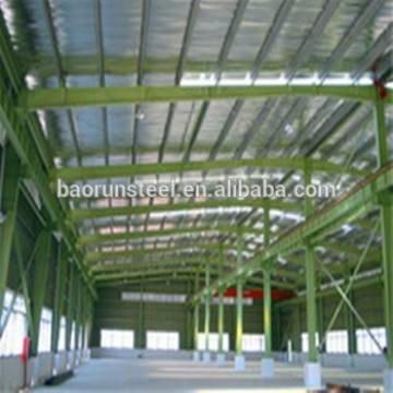 Steel grating used as flooring of processing plants