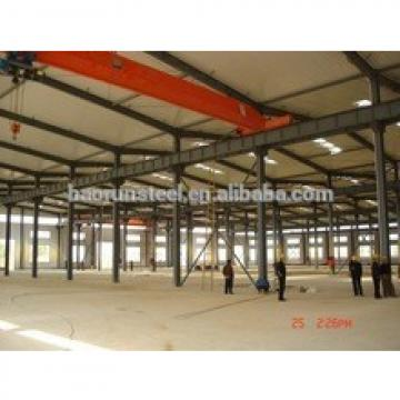 Top Build safe pre engineering light steel structure high rise storey Q345 H section building