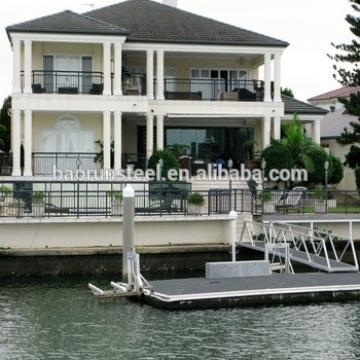 Luxury China Supplier High Quality Light Gauge Steel Framing Prefab House Kits