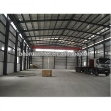 Project light prefab steel frames customized structural steel frame for building