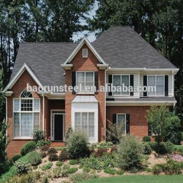 baorun design modren bungalow steel house design