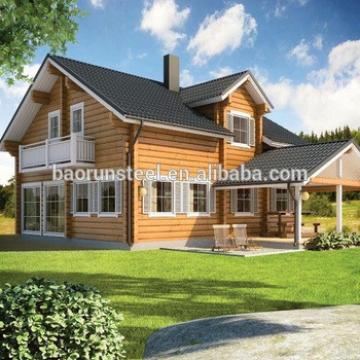 baorun newest design beautiful prefabricated bungalows