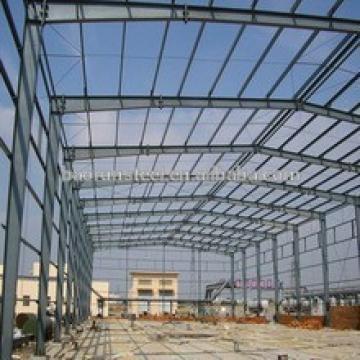 Heavy fabrication steel structure for workshop warehouse manufactures
