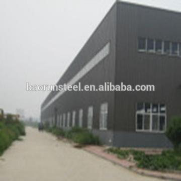 Pre-engineering steel structure building/steel billboard structure