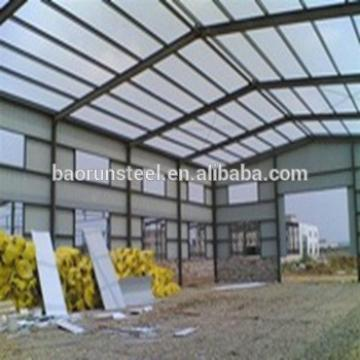 Light steel structure design and fabrication projects