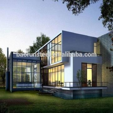 b aorun prefabricated houses and villas
