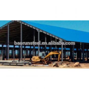Africa/Asia/South America Light Steel Prefab House