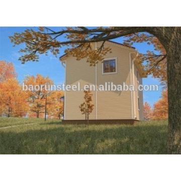 American Style Small Villa Architectural steel struction