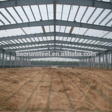 Steel Structures prefab light gauge steel structure workshop