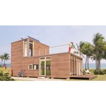 BAORUN 2015 low cost graceful living light gauge steel structure villa house