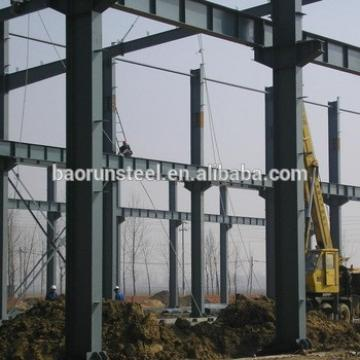 Industrial warehouse demountable light steel structure workshop