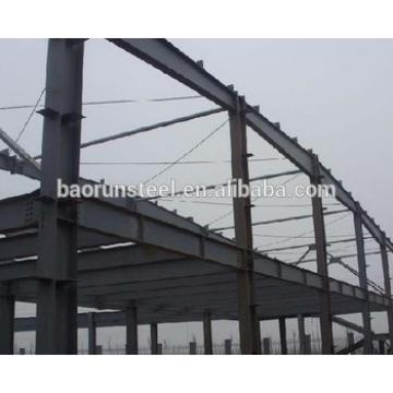 Portable mobile steel frame prefabricated modular steel structure prefabricated house