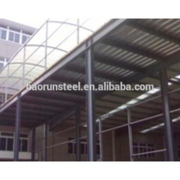 Low cost prefabricated living steel structure house in Europe