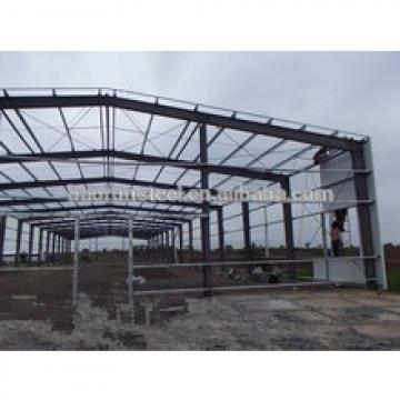 Cost-effective steel frame prefabricated steel structure pre fabricated houses