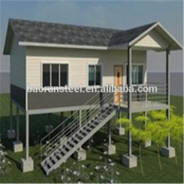 Eco-friendly luxury prefab house villa, CBM two floor prefabricated luxury villas