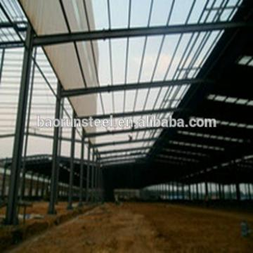 Steel truss/Large span steel structure building