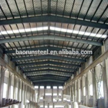 Prefabricated Steel Structure Warehouse Unit/Garage