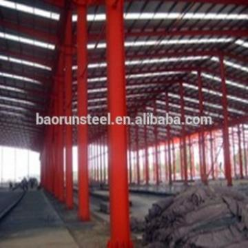 Steel structure building for car parking grating