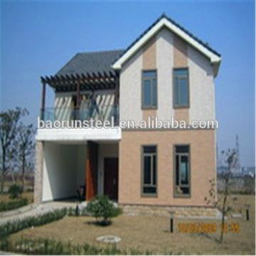 High quality CE certified Economic structure cost-efficient new design modular easy install luxury prefab houses villa