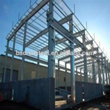 Prefab Steel Fabrication Workshop/Warehouse/Steel Plant