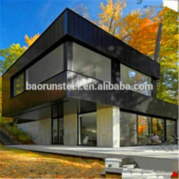 2015 Luxury mobile vacation prefabricated house villa of low cost,modern luxury prefabricated villa