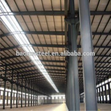 Prefab Steel Structure Warehouse/Farm Storage Facility