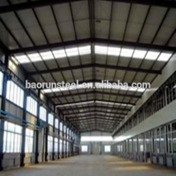 Export Albania Warehouse Project---Steel Structure Warehouse