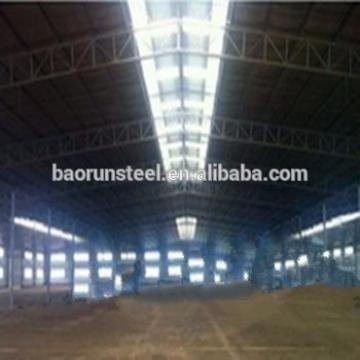 Crane type industry prefabricated godown Alibaba