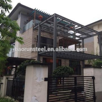 baorun Luxury Modern Design China Supplier Low Cost Small Prefab Cabin Houses