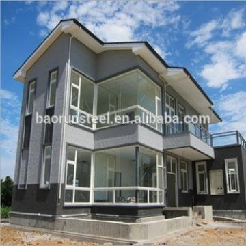 Modern Steel Structure Building Light Steel Frame Prefab Houses Prefabricated Modular Homes
