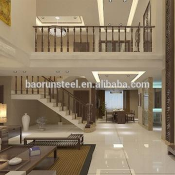 baorun Luxury Modern Design China Supplier Export Prefab House Best Price